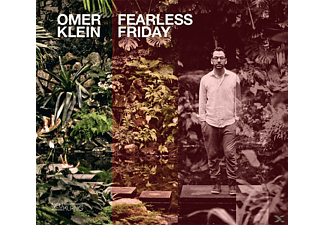 Omer Klein - Fearless Friday [CD]
