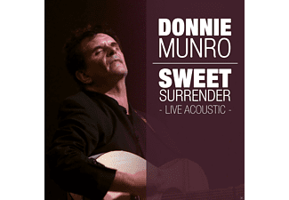 Donnie Munro - Sweet Surrender-Live Acoustic - (CD)