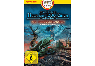 haus der 1000 t ren die feuerschlangen sammleredition pc games mediamarkt. Black Bedroom Furniture Sets. Home Design Ideas