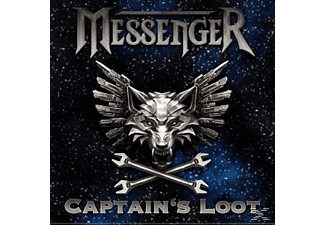 Messenger - Captain's Loot - (CD)