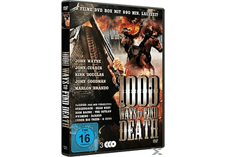 1000 Ways to find Death - (DVD)