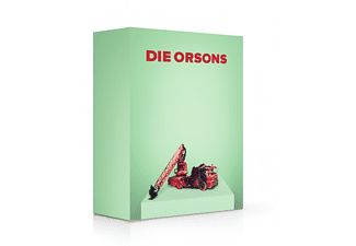 Die Orsons - What's Goes? (Glücksbox) - (CD)