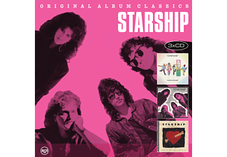 Starship - Original Album Classics [CD]