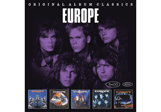 Europe - Original Album Classics - (CD)