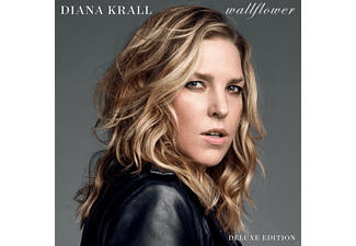 Diana Krall WALL FLOWER DELUXE CD