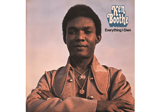 Ken Boothe - Everything I Own - (CD)