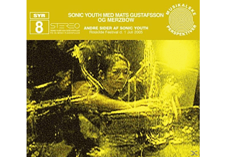 Mats/merzbow Sonic Youth/gustafsson - Andre Sider Af Sonic Youth - (CD)