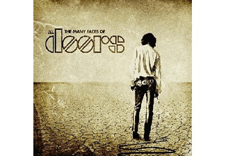 VARIOUS - Many Faces Of The Doors [CD]