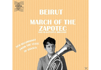 Beirut - March Of The Zapotec/Realpeople:Holland - (CD)
