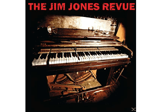 Jim Jones - The Jim Jones Revue - (CD)