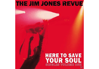 The Jim Jones Revue - Here To Save Your Soul - (CD)