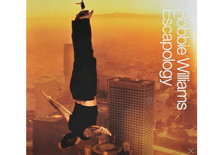 Robbie Williams - Escapology - (CD + DVD Video)