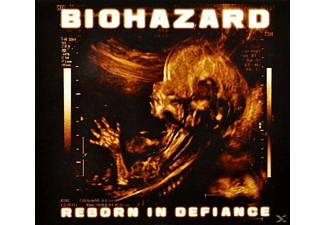 Biohazard - Reborn In Defiance [CD]