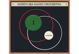 North Sea Radio Orchestra - I A Moon [CD]