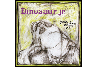 Dinosaur Jr. - You're Living All Over Me - (Vinyl)