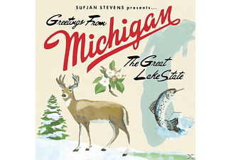 Sufjan Stevens - Michigan - (Vinyl)