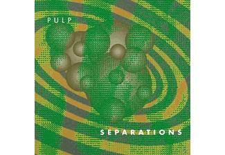 Pulp - Separations (2012 Reissue) - (CD)