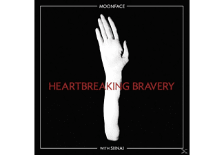 Moonface - With Siinai: Heartbreaking Bravery - (CD)