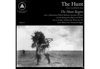 Hunt - The Hunt Begins - (Vinyl)