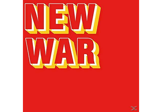 Silver Fox, New War - NEW WAR (+DOWNLOAD/LIM./180G) - (Vinyl)
