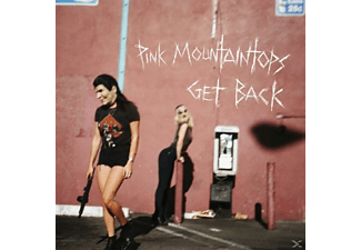 The Pink Mountaintops - Get Back - (Vinyl)