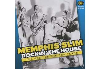 Memphis Slim - Rockin' The House (Best Of R&B Years) [CD]