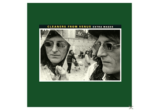 The Cleaners From Venus - Extra Wages - (Vinyl)