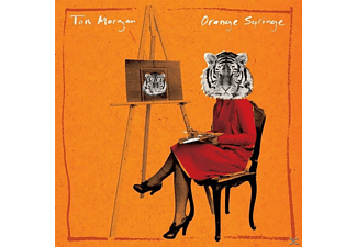 Tom Morgan - Orange Syringe - (Vinyl)
