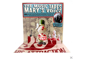 Music Tapes - Mary's Voice - (CD)