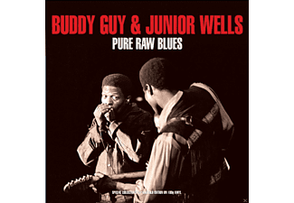 Buddy Guy, Junior Wells - Pure Raw Blues - (Vinyl)