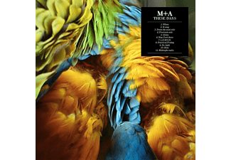 M+a - These Days - (LP + Bonus-CD)