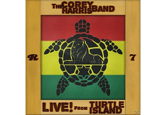 Corey Band Harris - Live! From Turtle Island - (CD)