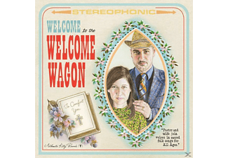 Welcome Wagon (sufjan Stevens) - Welcome To The Welcome Wagon - (Vinyl)