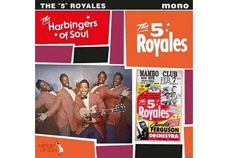 The 5 Royales - The Harbingers Of Soul - (Vinyl)