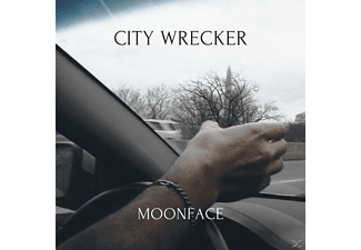 Moonface - City Wrecker - (Vinyl)