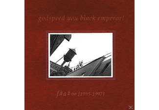 Godspeed You! Black Emperor - F#A#8 - (Vinyl)