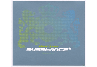 The Jones - Substance - 10th Anniversary Deluxe Edition [CD]