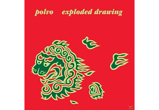 Polvo - EXPLODED DRAWING [Vinyl]