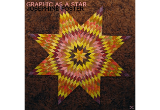 Josephine Foster - Graphic As A Star - (CD)