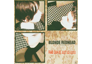Blonde Redhead - Fake Can Be Just As Good - (CD)