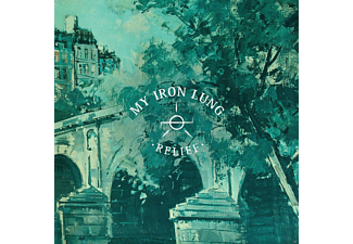 My Iron Lung - Relief - (CD)