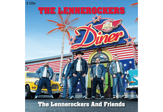 The Lennerockers;Various - The Lennerockers And Friends - (CD)