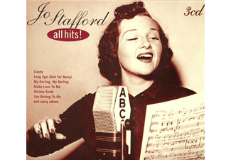 Jo Stafford - All Hits! - (CD)