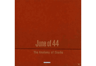 June Of 44 - The Anatomy Of Sharks - (CD)