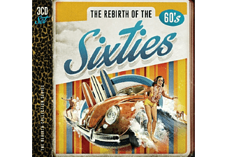 VARIOUS - Rebirth Of The Sixties [CD]