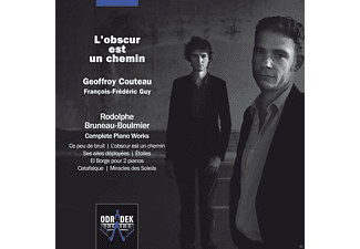 Francois Frederic Guy, Geoffroy Couteau - Complete Piano Works - (CD)