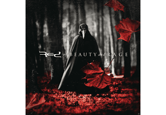 Red - Of Beauty And Rage - (CD)
