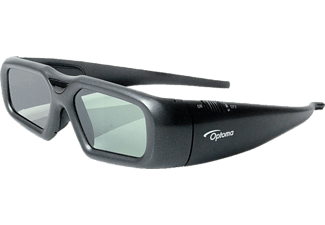 OPTOMA ZF2300 Starter Kit, 3D Brille, 163 mm, schwarz