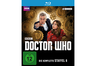 Doctor Who - Staffel 8 [Blu-ray]