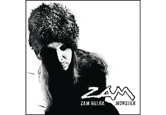 Zam Helga - Monster [CD]